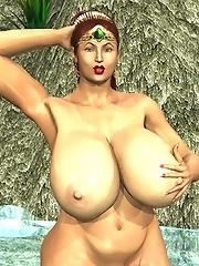 3d art sex galleries