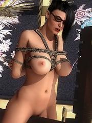 Dirty Hentai Teen blowjobs as banged in vagina
